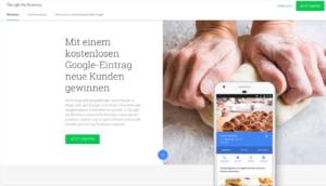 Google Business hilft bei der SEO-Optimierung