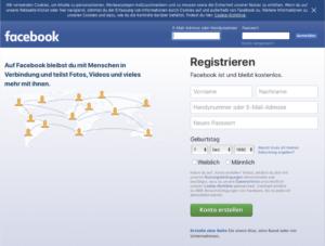Bei Facebook ein Unternehmensportfolio anlegen